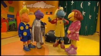 Tweenies - Series 2 Episode 23 - Wizard (1st March 2000)