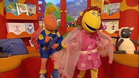Tweenies - Series 2 Episode 18 - Old and New (23rd February 2000)