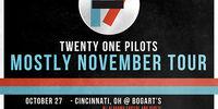 Mostly November Tour