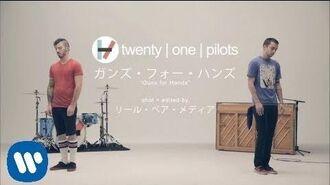 Twenty one pilots- Guns For Hands -OFFICIAL VIDEO-
