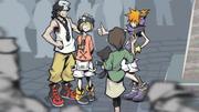 Neku and friends