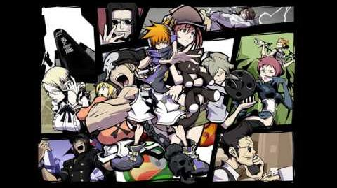Fighting For Freedom - The World Ends With You OST