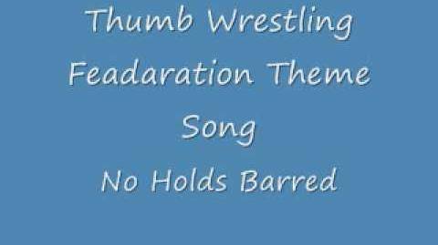 TWF Song No Holds barred