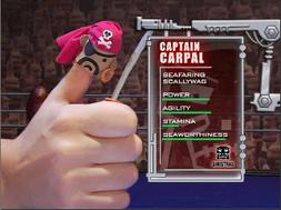 Carpal's Stats