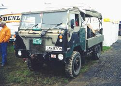 Land Rover 101FC