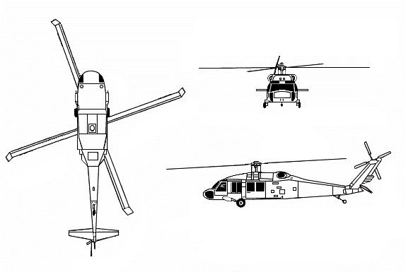 File:SIKORSKY UH-60A BLACK HAWK.png