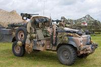 SAS Land Rover