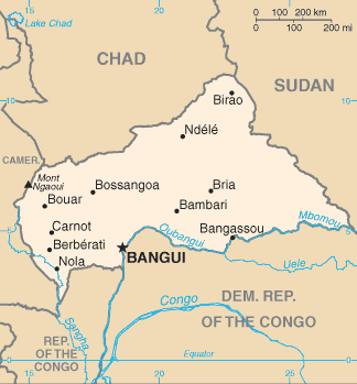 CAR Bangui