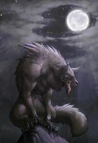 Werewolf-stand