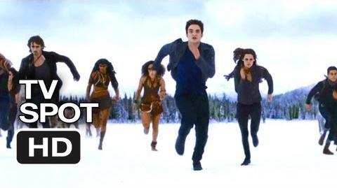 The Twilight Saga Breaking Dawn - Part 2 TV SPOT - Epic Finale (2012) - Kristen Stewart Movie HD