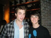 Cameron and Robert