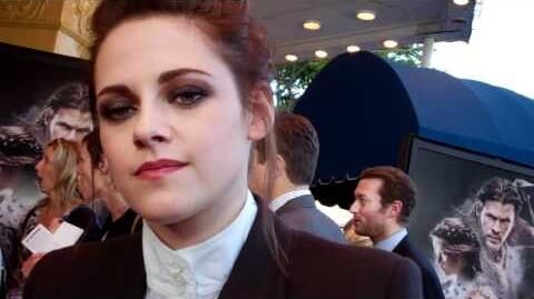 "Kristen Stewart at LA screening of ""Snow White & the Huntsman"""