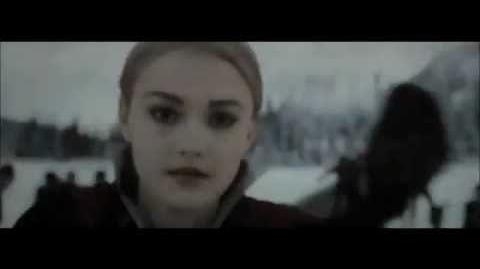 Breaking Dawn part 2 - Jane's Death (Aro's Vision)