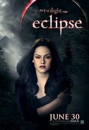 Eclipse poster bella swan