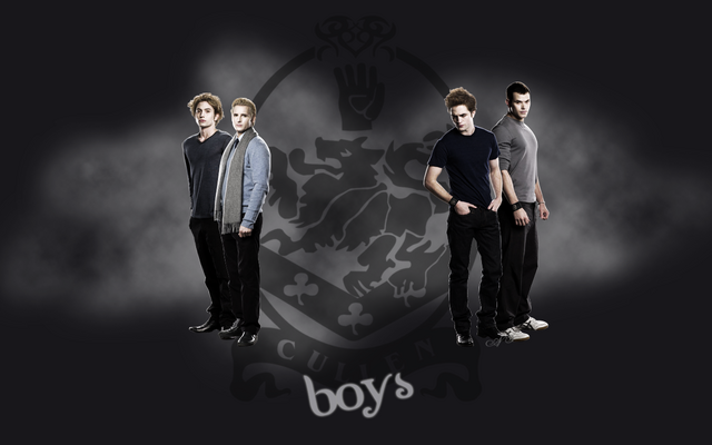 File:Twilight Saga Cullen Boys by muffinmarmelade.png