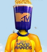 Mtv movie awards 2009MK