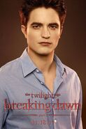 Edward Cullen - Breaking Dawn