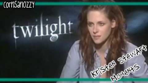 Kristen Stewart Funny Moments PART 1