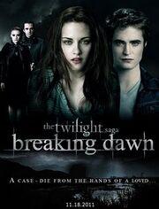 Breaking dawn fan poster12