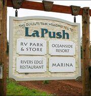 Lapush-sign