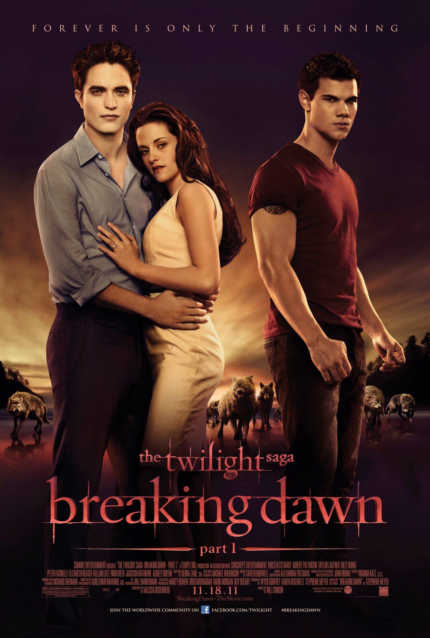 Breaking Dawn  Parts 12