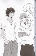 Twilight manga renesmee