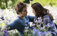 The Twilight Saga Eclipse - Robert Pattinson and Kristen Stewart
