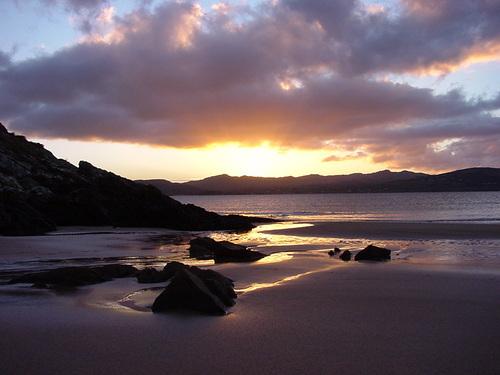 File:Beach-sunset.jpg
