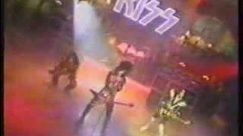 KISS - God gave rock n roll to you