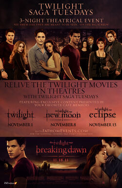 Fathom Events Poster
