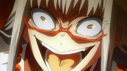 Arima happy for receiving an answer anime