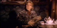 Log Lady introductions