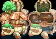 Terracottage Concept