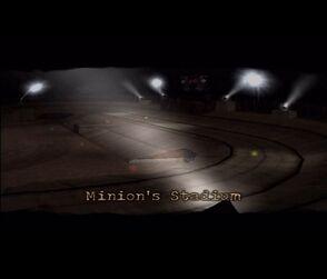 Minion`s stadium