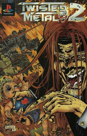 TM2 Comic Cover