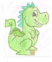 Mlp dragon