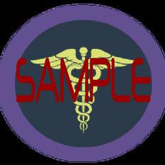 Shadow-Nurse Badge