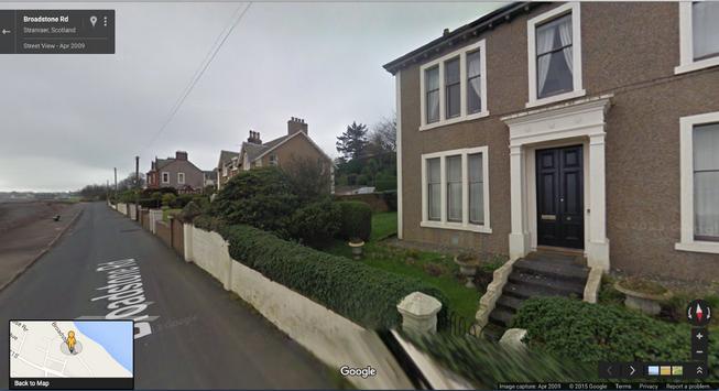 Broadstone Road houses