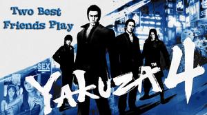Yakuza 4 Title Card