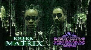 Enter the Matrix Title