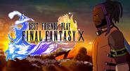 Final Fantasy X Woolie