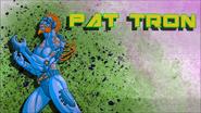 Pat-Tron Superfriends Origins