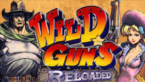 Wild Guns Reloaded Title