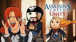 Assassins Creed Unity Title