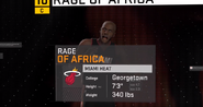 RAGE NBA2K16 Livin Da Dream Draft Pick