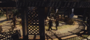 Matt and Pat in Whiterun