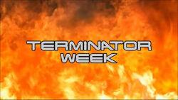 Terminator Week Title