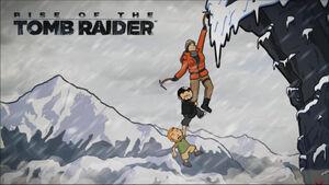 Rise Tomb Raider Title