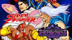Super Fighter Title