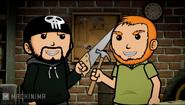 Dead Rising 3 Matt and Pat
